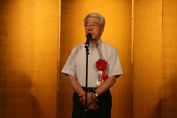 写真:市長あいさつ