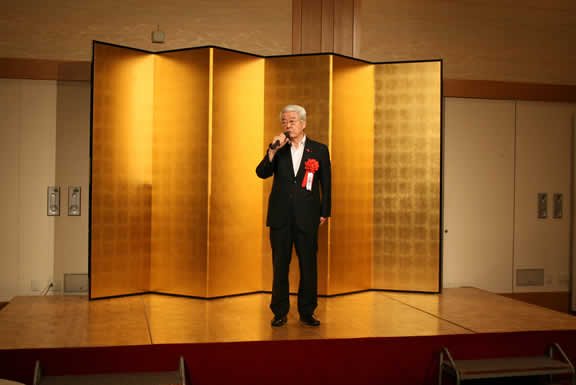写真:矢田市長